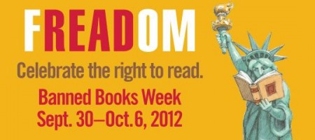 Banned Books Week (1/3)