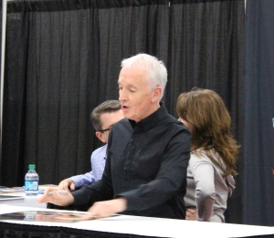 Anthony Daniels. Found out I wasn't suppose to take one of him after I took it.